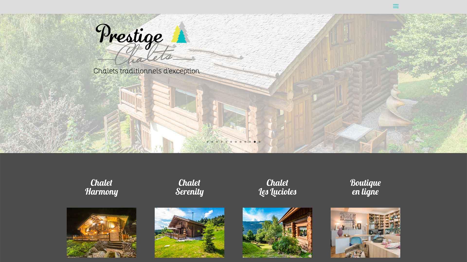 Prestige Chalets