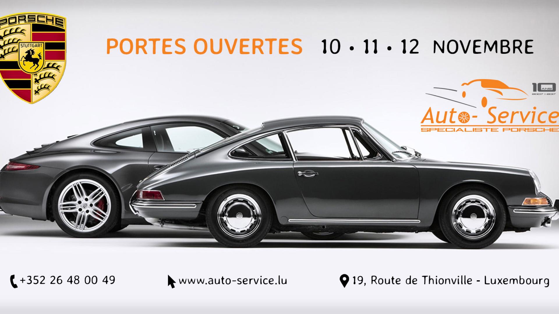 Auto Service Porsche Luxembourg